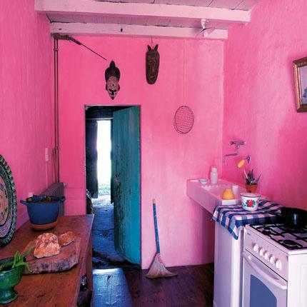 Pinkkitchen