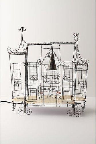 Chateau lamp