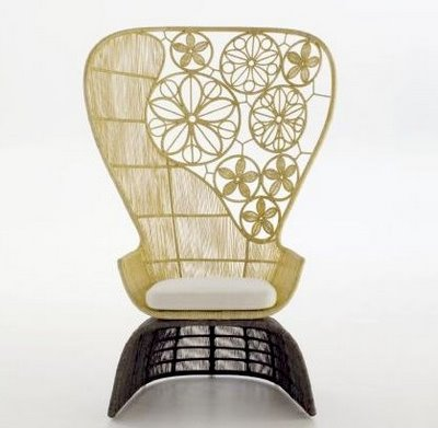 Crinoline chair