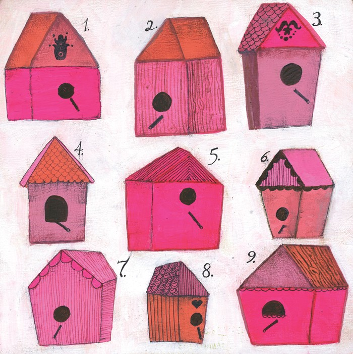 Birdhouseprint