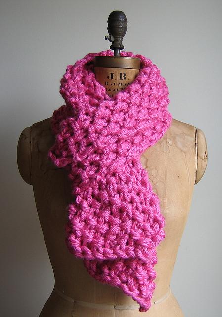 Pinkscarf