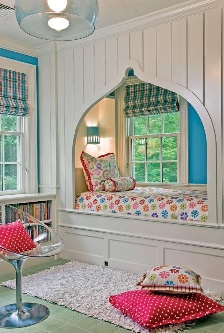 It Has A Bed Nook Similar To This Which Is Adorable Unfortunately Its Tiny Bedroom And With 7 Year Old Who Size 4 Foot I Dont Think The