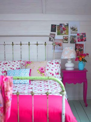 Pinkbedding