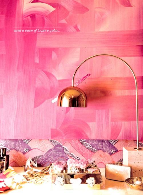 Pinkwashedwall