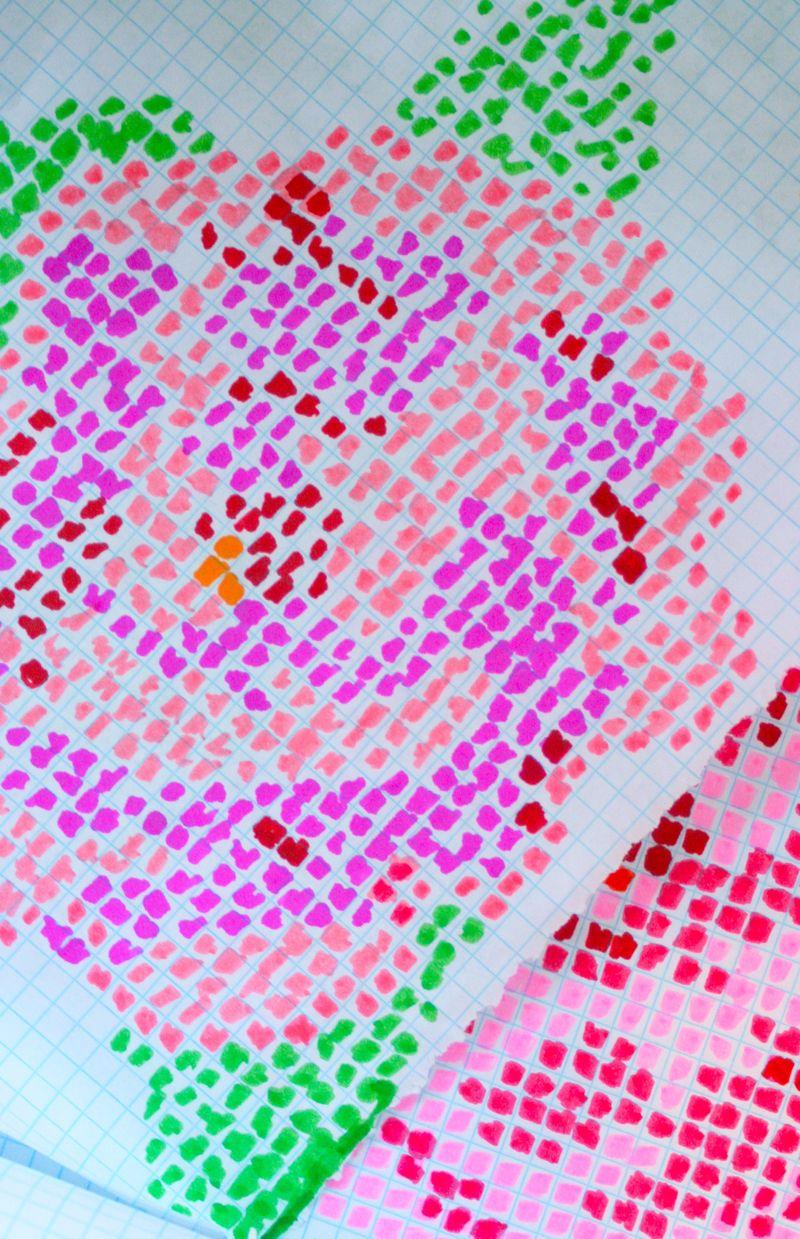 Pixelrose