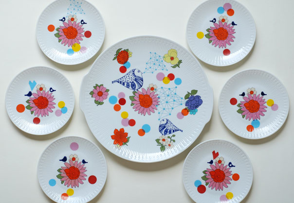 Platter:plate